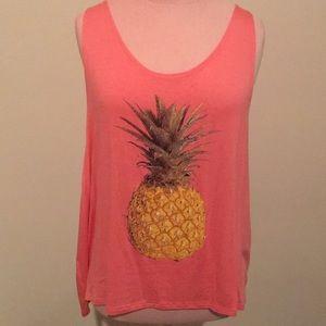 Pineapple Tank, Never Worn